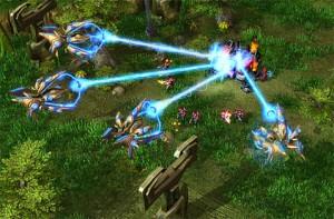 Protoss vs Terran Strategy